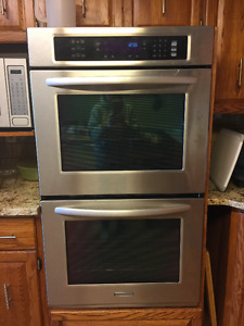 Wanted double built in ovens
