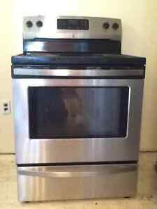 Kenmore Electric Range - two years old