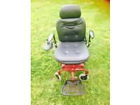 euro electric wheelchair as new