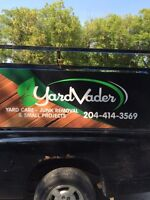 Yard care-Junk removal-Small projects-Help-all