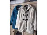 2 Ladies Coats (Price Is For Both)