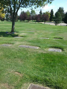 Two Cemetery plots