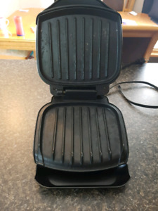 George Foreman Small Clamshell grill