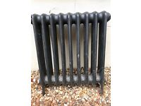 Cast iron Victorian radiator