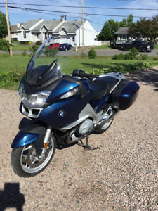 BMW R1200RT, 2009 (62500 km)