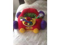 Ki car baby seat