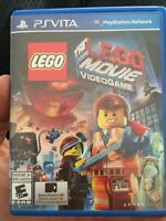 LEGO THE MOVIE PSVITA