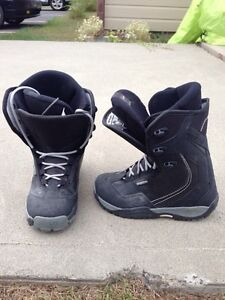 Bottes snowboard taille 8