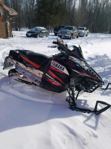 2014 Yamaha Viper SR deluxe  Trade for boat