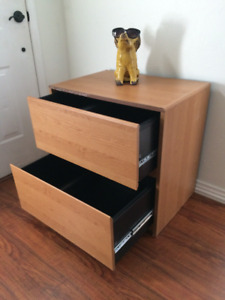 File Cabinet - Lateral 2 shelves