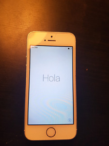 IPhone 5S 16GB White Rogers