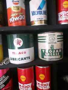 VINTAGE PETRO OIL CAN COLLECTION Windsor Region Ontario image 3