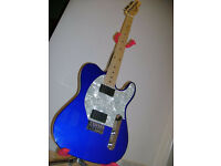 Fender (EMG modified) Affinity Series Telecaster (Squier)