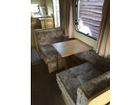 4 berth caravan 1994 I can deliver locally