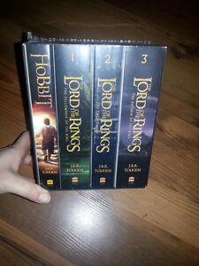 BRAND NEW SET LORD OF THE RINGS