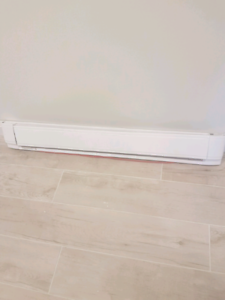 Two Electric Wall Heaters