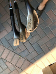 Cleveland Wedges And King Cobra Irons For Sale