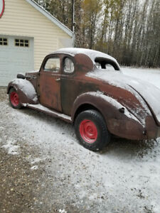 1937 Dodge Bros Business Man's Coupe