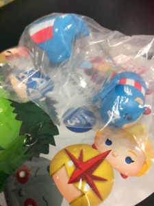 Disney Marvel Tsum Tsum Series 3 Captain America - Medium