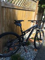 2012 Trek Tumblefish 29er Medium