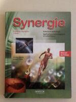 Synergie (Science et technologie) Manuel pour secondaire 3