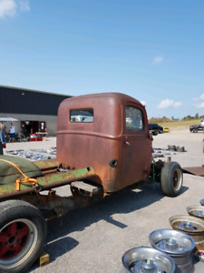 1947 Ford project truck