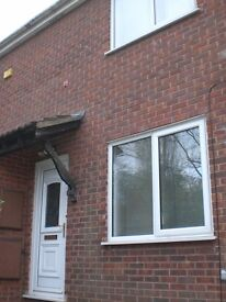 This is a 2 bedroom modern end terrace house - ideal for a single working professional or a student