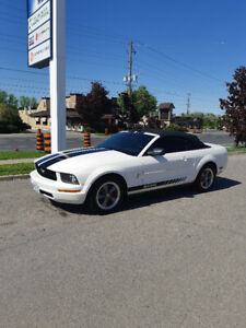 2007 Mustang Convertible For Sale