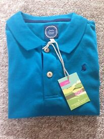 NEW Joules Boys Polo Shirt 11-12 Years