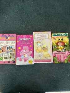 Children's Movies - VHS Tapes
