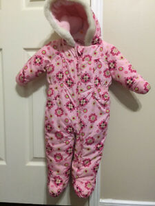 Brand New One piece Snow Suit for 6 month