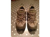 North Face Gore Tex walking shoes