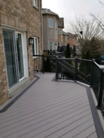 Custom Decks and outdoor structures.