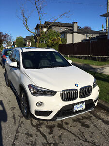 2016 BMW X1 xDrive28i Alpine White - Lease Takeover