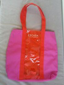 "Genuine, Authentic ""Escada"" Ocean Lounge Tote Hand/Shoulder Bag."