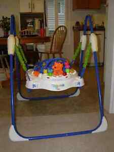 Jump A Roo Baby Bouncer Peterborough Peterborough Area image 1