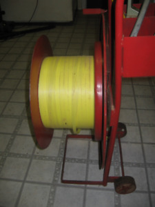 Poly Strappinng machine