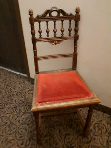 Antique Chairs From Belgium $25