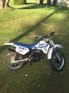 1993 Yamaha RT 100