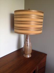 Lampe de Table **  Vintage  ** Table Lamp