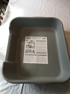 PuppyGoHere Dog Litter Pan-Indoor Training System (Sm$10, Lg$15)