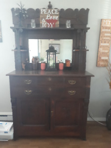 REDUCED PRICE...Antique Cabinet