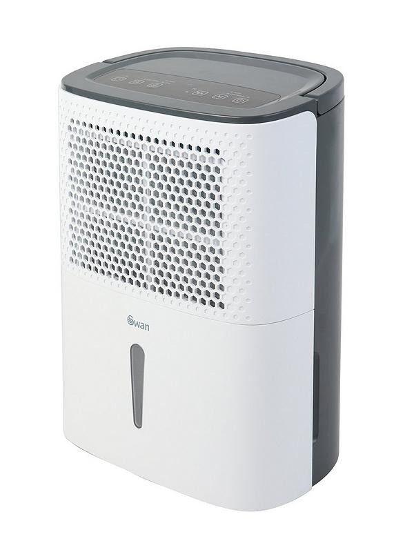 New SH3050 10-Litre Dehumidifier - White