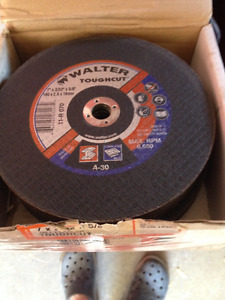 25 Walter Cutting Discs