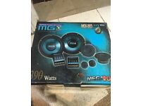 Megavox 883 car speakers 390w