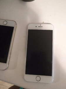 Iphone 5 and Iphone 6 sold for parts