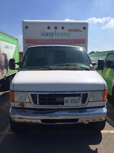 2006 Ford Cube Truck