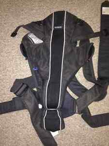 Original baby Bjorn mesh carrier with cover - $100