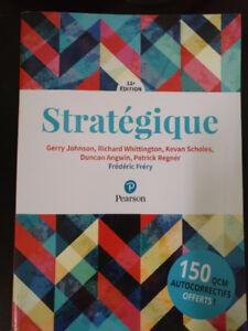 Stratégique, Frédérique Fery ( 11ème édition)