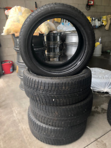 Michelin Winter Tires 205/50R17